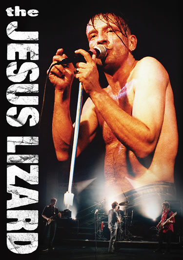 The Jesus Lizard Live DVD